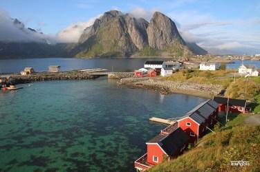 Sakrisoy, Lofoten, Norway