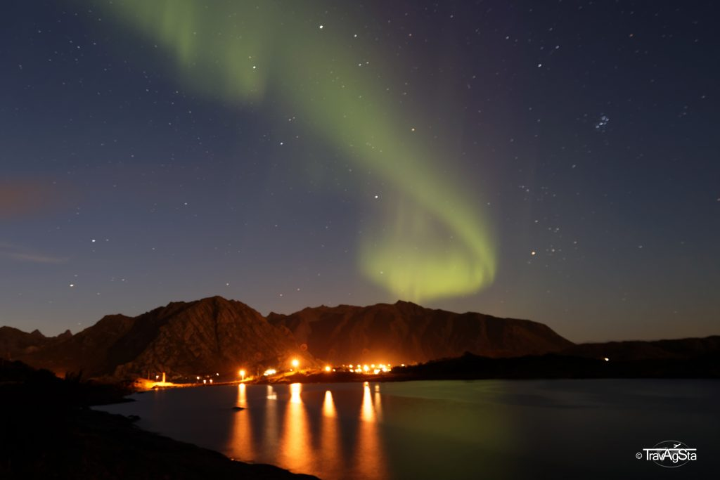 Northern Lights, Lofoten, Norway