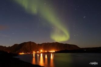 Northern Lights, Lofoten, Norway