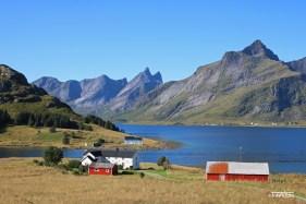 Nesstraumen, Lofoten, Norway