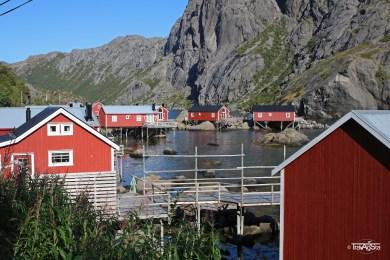 Nusfjord, Lofoten, Norway