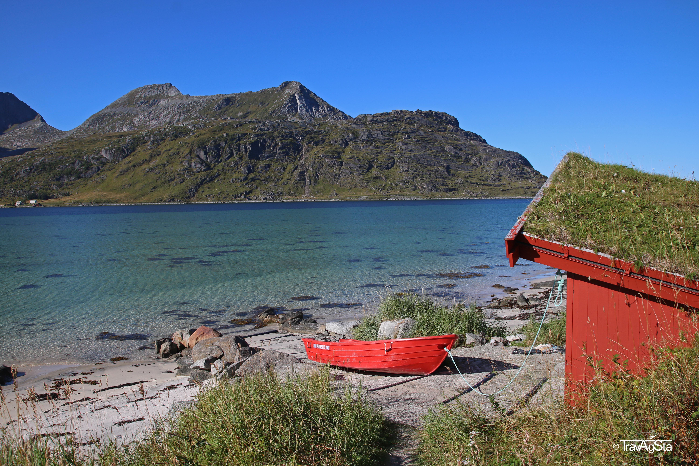 Lofoten, Norwegen: Flakstadøy, Vestvågøy, Austvågøya!