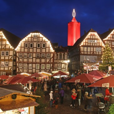 Christmas Markets in Hesse!