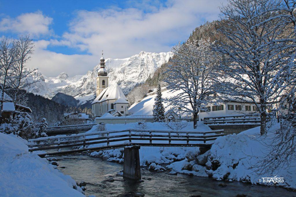 Ramsau, Berchtesgadener Land, Bavaria, Germany