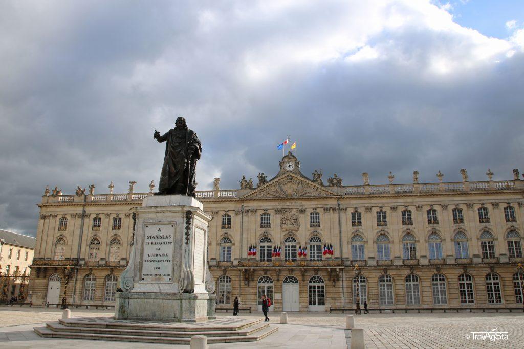Nancy, Lorraine, France