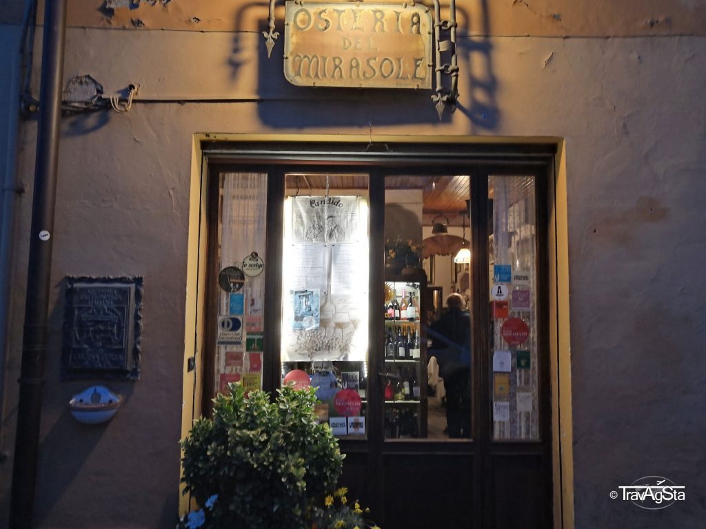 Osteria del Mirasole in San Giovanni de Persiceto, Emilia-Romagna, Italy