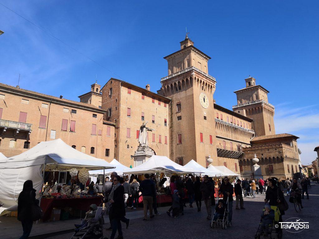 Ferrara, Emilia-Romagna, Italy