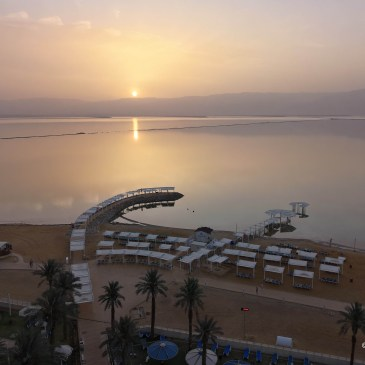 Israel: The Dead Sea and Masada!
