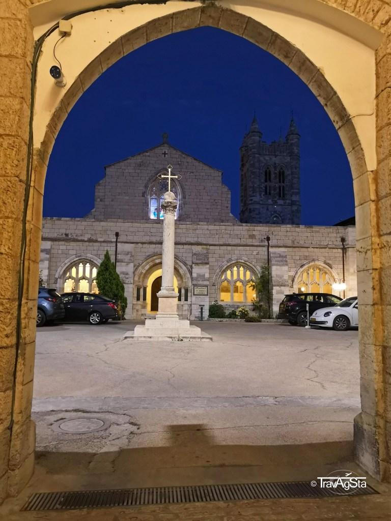St. George's Cathedral Pilgrim Guesthouse, Jerusalem, Israel