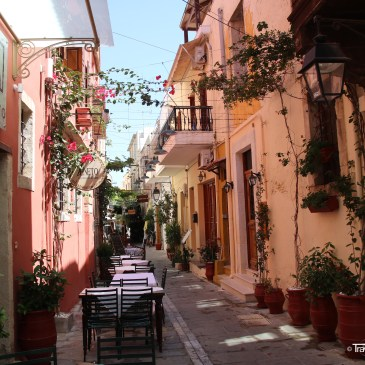 One week in Crete: Rethymno and its surrounding!