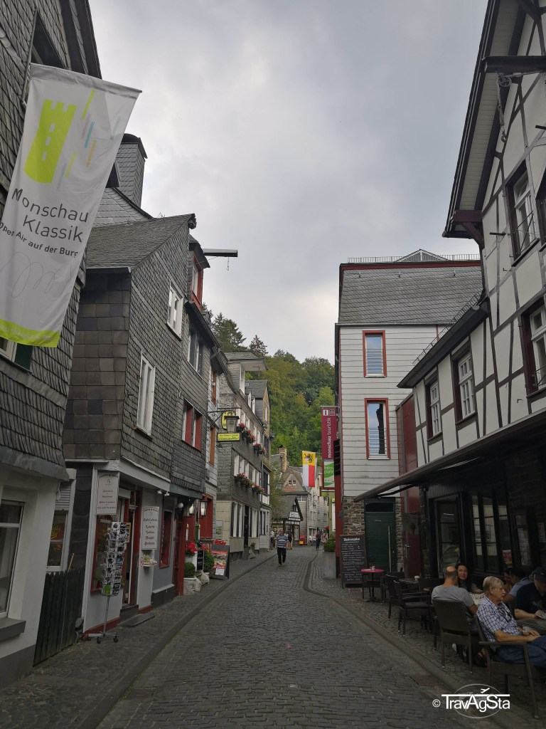 Monschau, Northrhine-Westfalia, Germany
