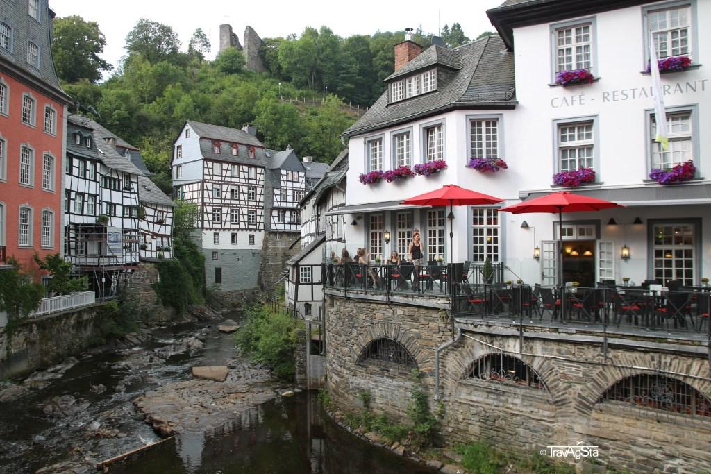 Monschau, Northrhine-Westfalia, Germany