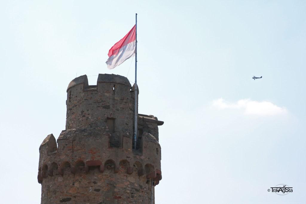 Schloss Auerbach/ Auerbach Castle, Hesse, Germany
