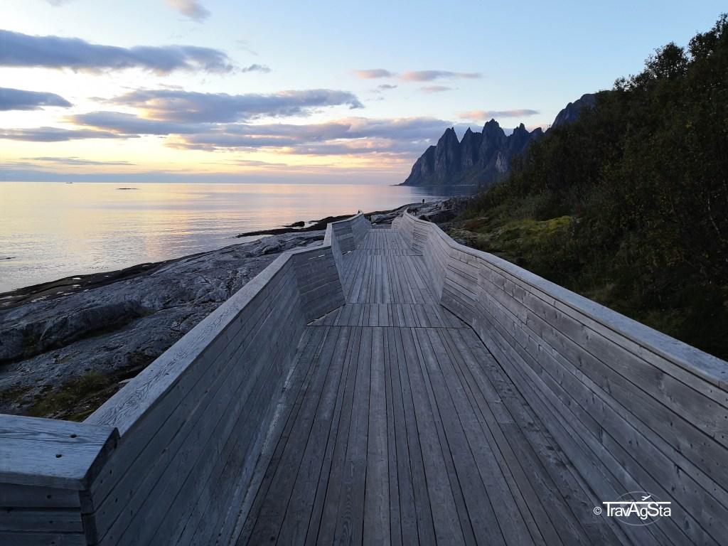 Tungeneset, Senja, Norway