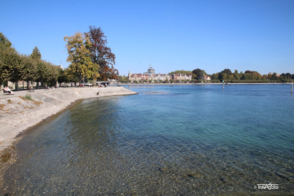 Konstanz/ Constance, Bodensee/ Lake Constance, Baden-Württemberg, Germany