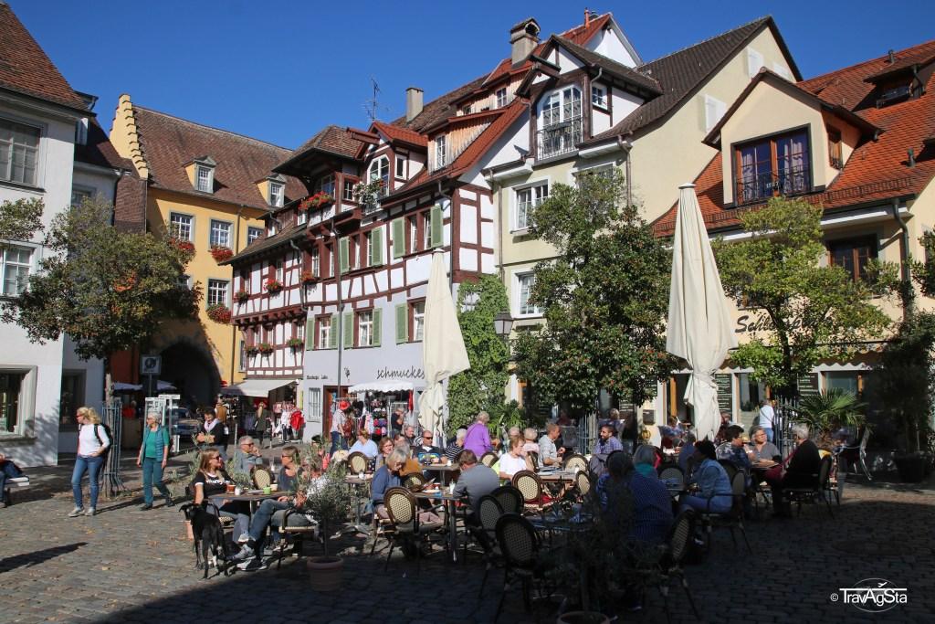 Meersburg, Bodensee/Lake Constance, Baden-Württemberg, Germany