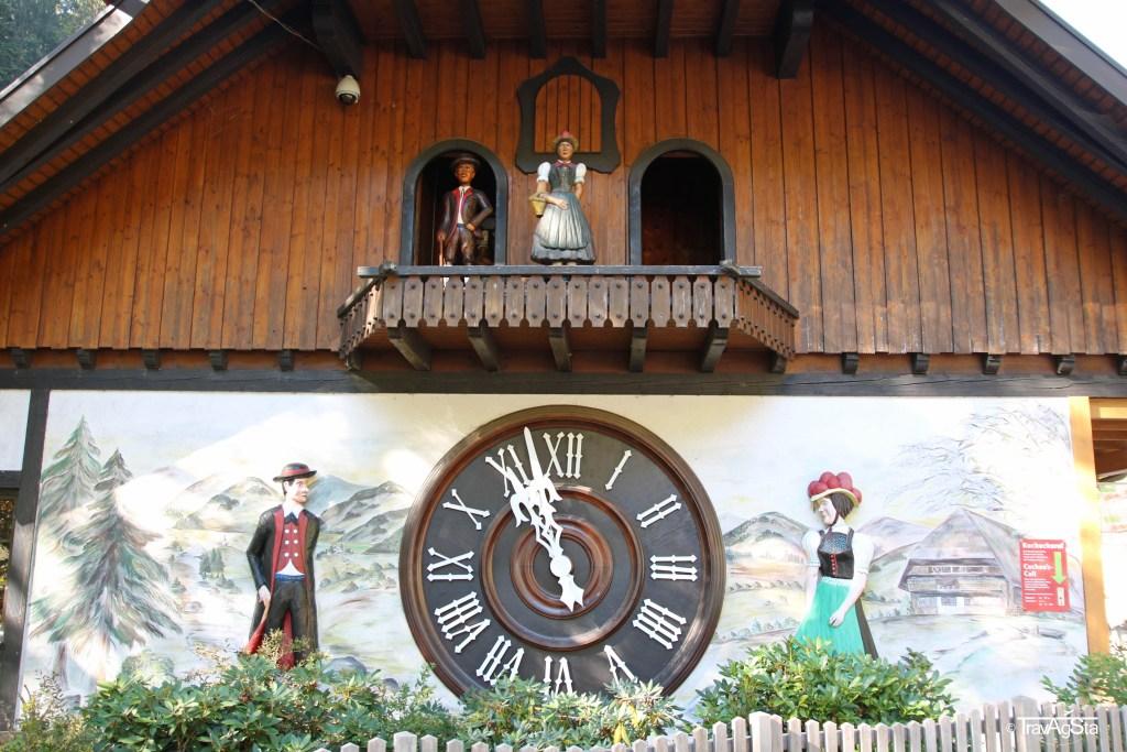 Triberg, Schwarzwald/ Black Forrest, Baden-Württemberg, Germany
