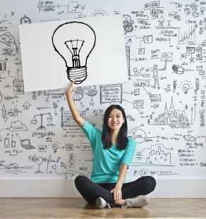 démarrer un business, trouver l'idée