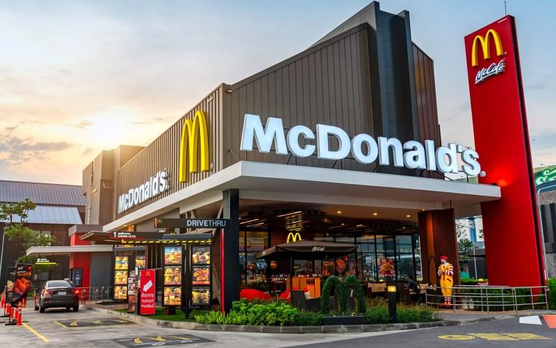 McDonald's stratégie -marketing