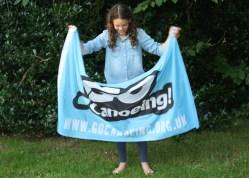 Go Canoeing Flag3
