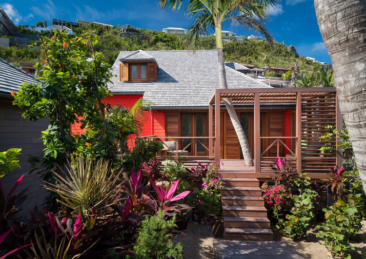 St. Barth's first eco resort