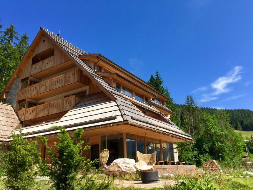 Vila Planinka Sustainable Tourism Leader Slovenia
