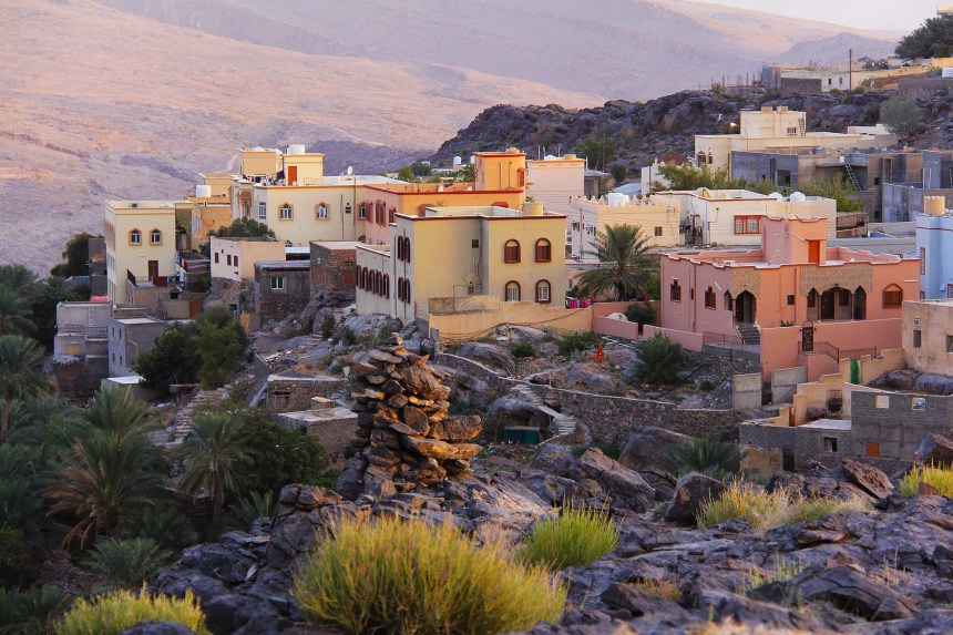 Best places to travel in October Oman