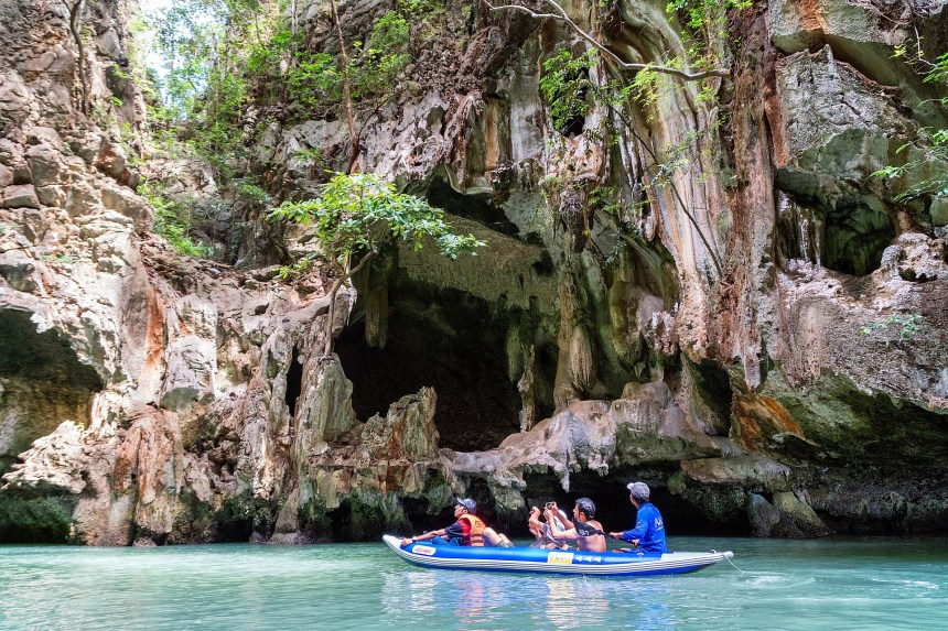 what is ecotourism boat