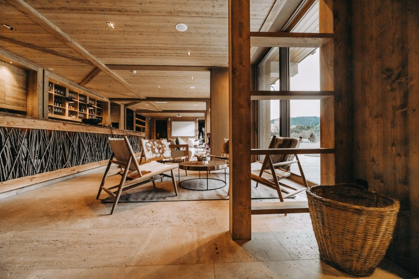 ECO LUXURY HOTEL IN SLOVENIA