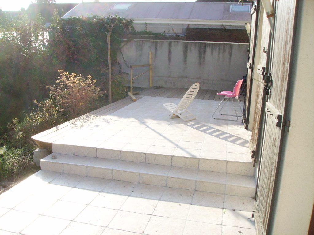 Renovation Terrasse Perfect Rnovation Duun Contour De
