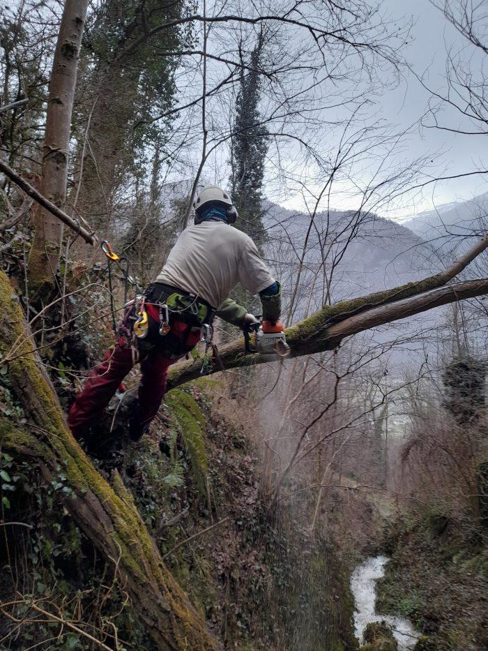 nettoyage rivière Ariège
