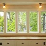 excellente isolation les fenêtres en PVC