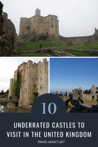 10 Underrated Castles to Visit in the United Kingdom