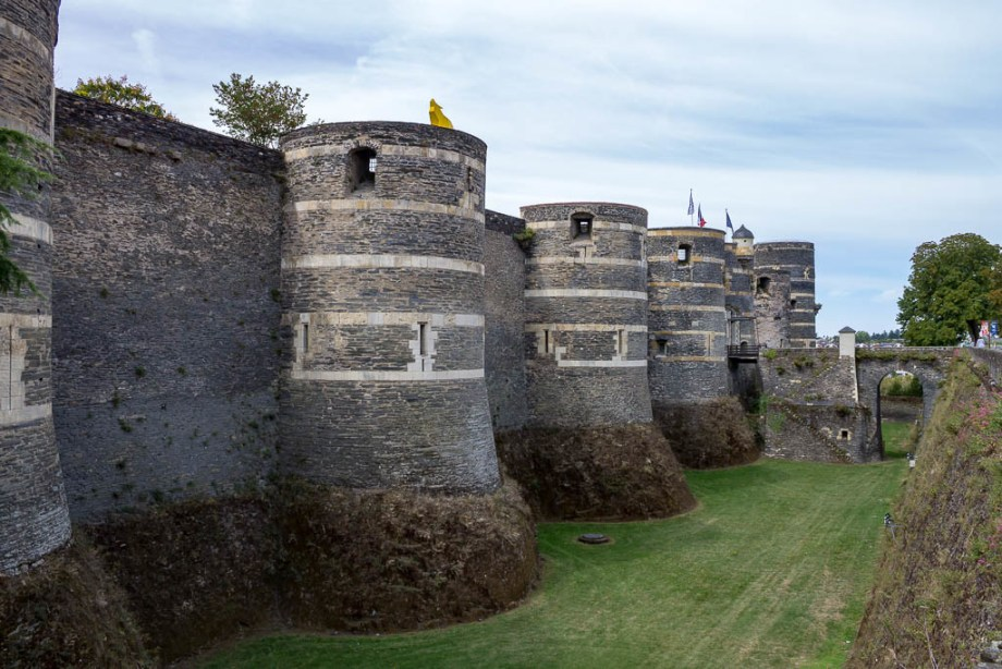 Château d'Angers, courtesy of Curious Travel Bug