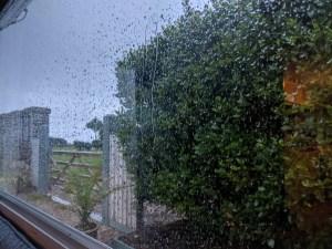 Weather on Wednesday Morning