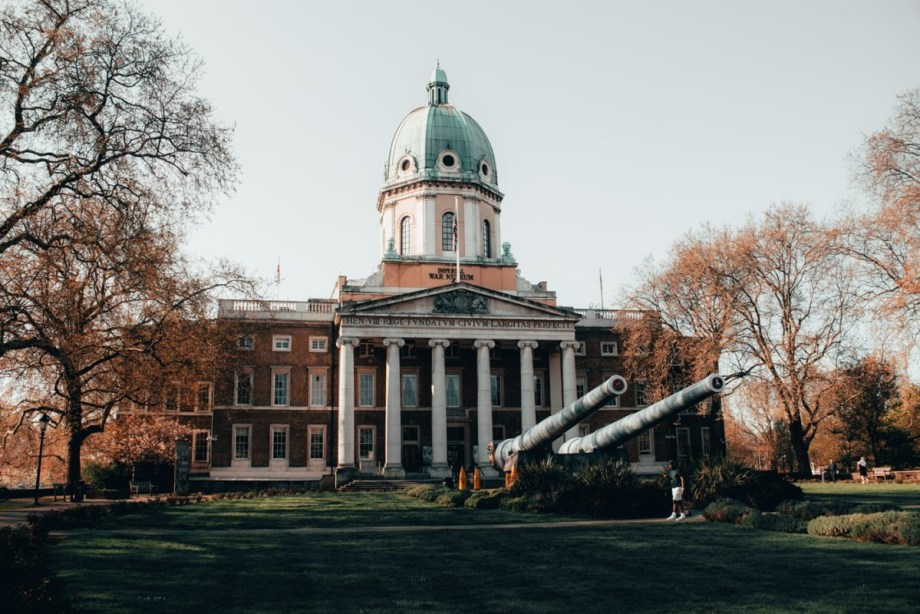 Imperial War Museum, by Sergio Thor Miernik