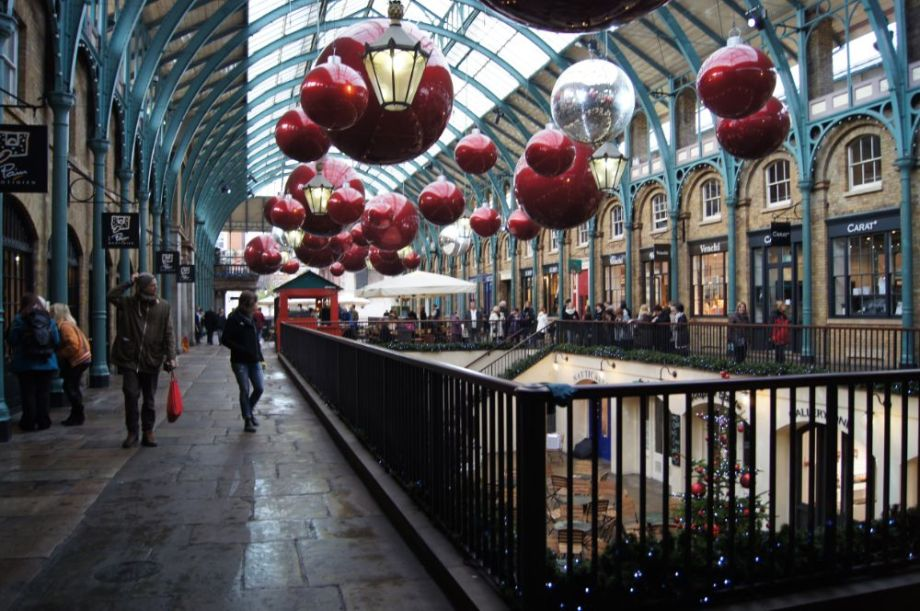 Covent Garden (2012)