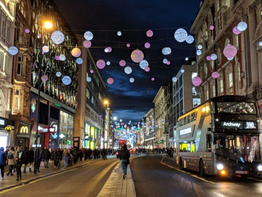 Oxford Street (2018)