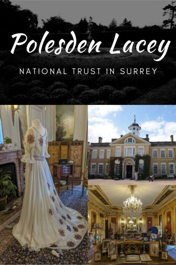 Pin for Polesden Lacey