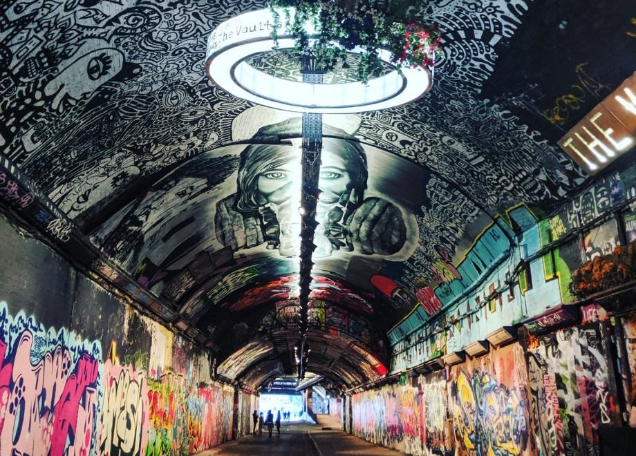Leake Street Tunnels