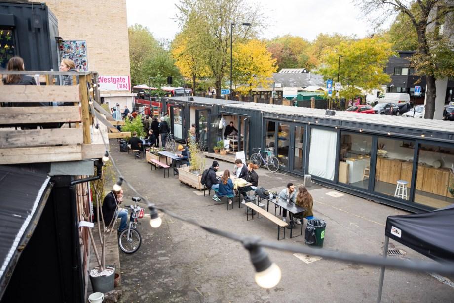 Netil Market, courtesy of JulesTrails