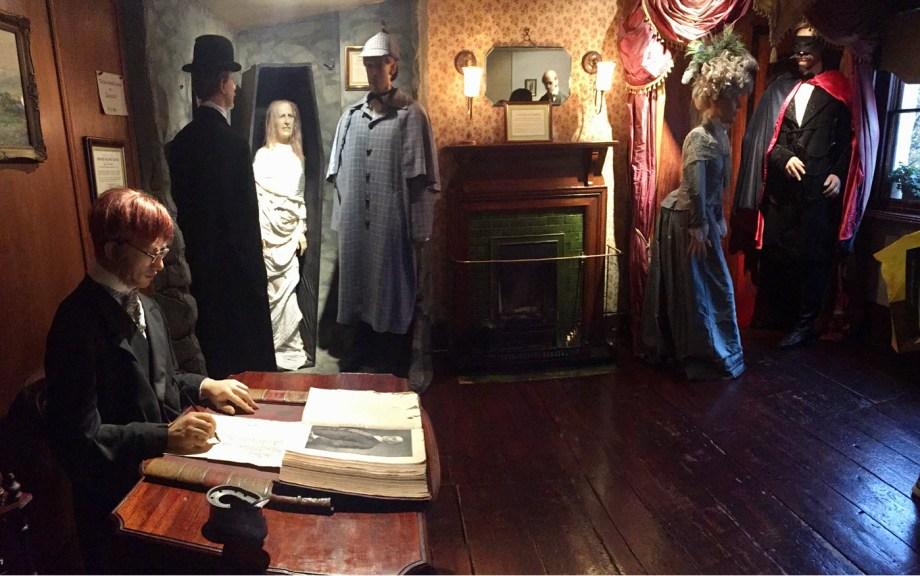 Sherlock Holme's Museum, courtesy of StoryAtEveryCorner