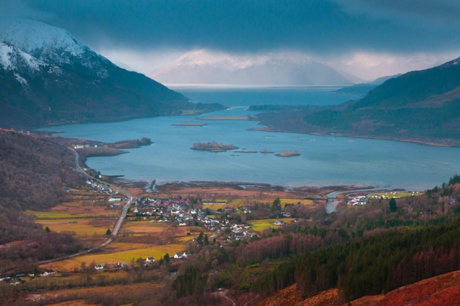 Glencoe Village, courtesy of StunningOutdoors