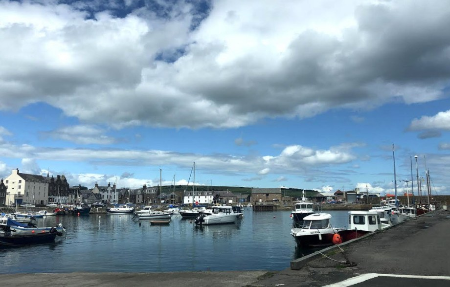Stonehaven, courtesy of FamilyTripGuides