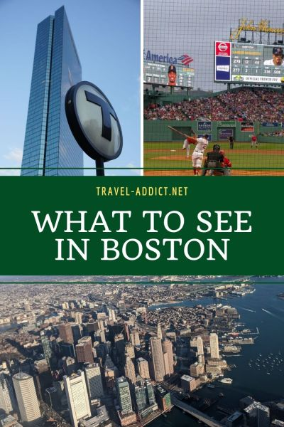 What to See in Boston