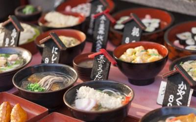 Tipy: Japonské speciality aneb co se mi to hýbe na talíři?