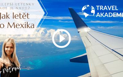 Video: Jak se nejlépe dostanu do Mexika?