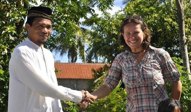 Rozhovor s Andreou Stárkovou: Jak se žije a učí v Indonésii