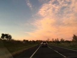 Aberlour sunrise
