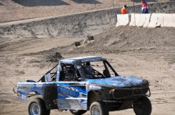 Spontaneously visiting an off-road race in Lake Elsinore